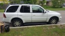 Used 2004 Buick Rainier White for sale in Mississauga, ON