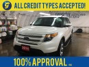 Used 2014 Ford Explorer LIMITED*7 PASSENGER*LEATHER*NAVIGATION*BACK UP CAMERA*POWER SUNROOF/PANORAMIC ROOF*REMOTE STARt*POWER HEATED/COOLED SEATS*HEATED REAR SEATS*TRI ZONE C for sale in Cambridge, ON