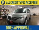 Used 2011 Lincoln MKX LIMITED*NAVIGATION*LEATHER*POWER SUNROOF W/PANORAMIC ROOF*BACK UP CAMERA*SYNC BY MICROSOFT PHONE CONNECT*POWER WINDOWS/LOCKS/MIRRORS w/BLIND SPOT MONI for sale in Cambridge, ON