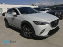 Used 2016 Mazda CX-3 GT AWD A/T Bluetooth USB AUX Leather Sunroof Navi Heated Seats Remote Started Cruise Control TCS A for sale in Port Moody, BC