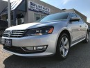 Used 2013 Volkswagen Passat TDI/LEATHER/SUNROOF/ALLOYS/BLUETOOTH for sale in Concord, ON