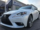 Used 2014 Lexus IS 250 AWD/CAMERA/COOL & HEAT SEATS/SUNROOF/CERTIFIED for sale in Concord, ON