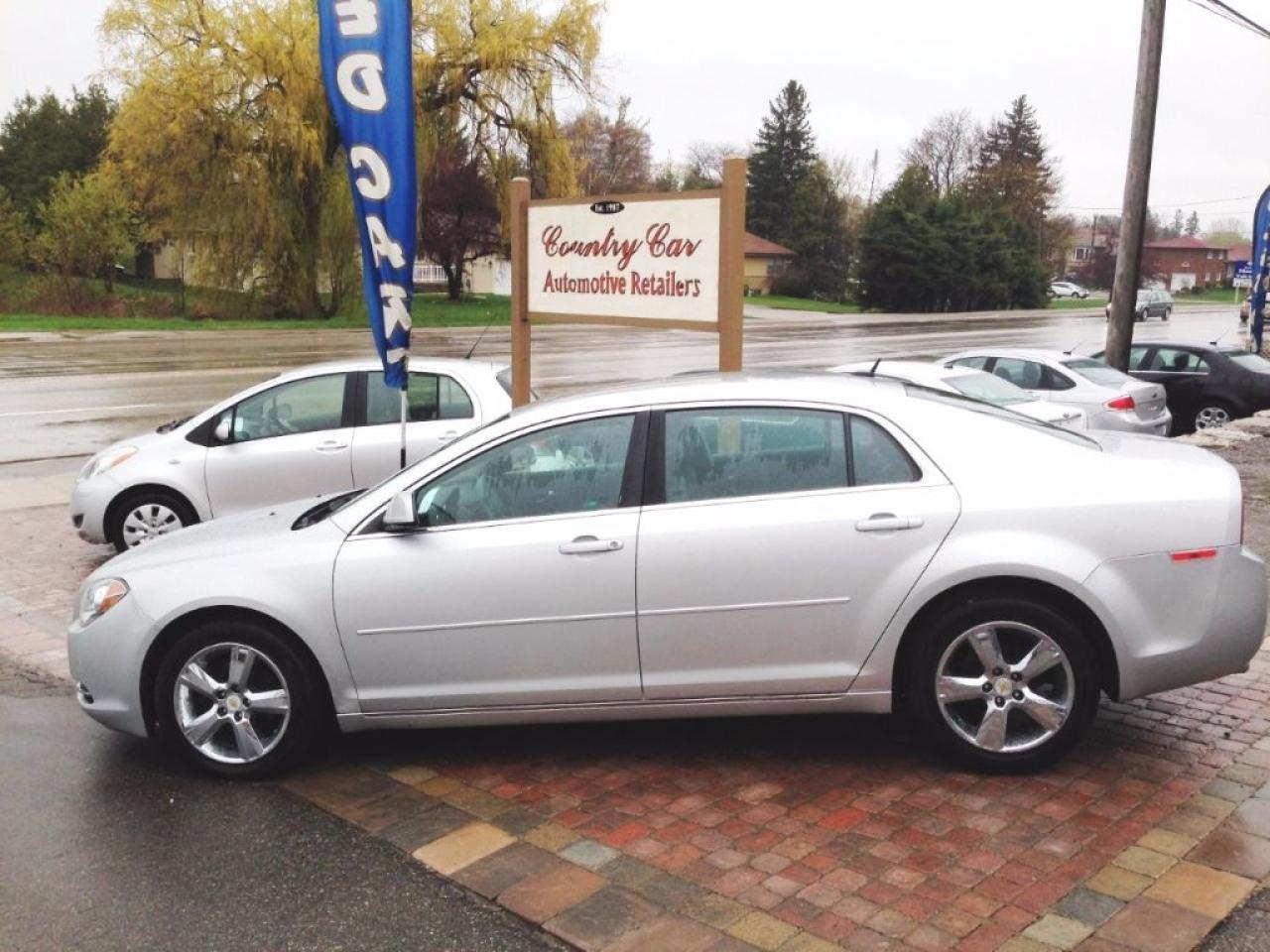 2011 Chevrolet Malibu LT PLATINUM EDITION - Financing Available