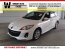 Used 2013 Mazda MAZDA3 SUNROOF|LEATHER|59,391 KMS for sale in Kitchener, ON