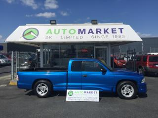 Used 2000 Dodge Dakota Club Cab 2WD 5 spd. Lowered! Must see! for sale in Langley, BC