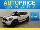 Used 2013 MINI Cooper Countryman S SPORT PKG PANO XENON AWD for sale in Mississauga, ON