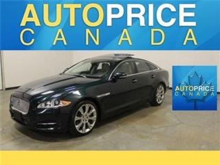 Used 2014 Jaguar XJ 3.0L AWD NAVIGATION AND MORE for sale in Mississauga, ON