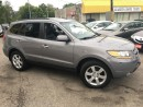 Used 2008 Hyundai Santa Fe Limited/AWD/LEATHER/ROOF/LOADED/ALLOYS for sale in Scarborough, ON