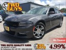 Used 2016 Dodge Charger SXT AWD |HEATED SEATS | NAVIGATION for sale in St Catharines, ON