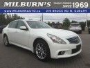 Used 2011 Infiniti G25 Luxury for sale in Guelph, ON