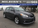 Used 2014 Toyota Matrix - for sale in Guelph, ON