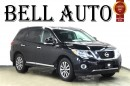Used 2013 Nissan Pathfinder SL DVD LEATHER 7 PASSANGER for sale in North York, ON