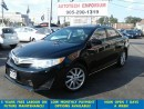 Used 2013 Toyota Camry Touring Auto Sunroof/Camera/Bluetooth &GPS* for sale in Mississauga, ON