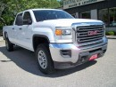 Used 2015 GMC Sierra 2500 CREW CAB | 4X4 | LONG BOX for sale in Stratford, ON
