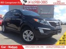 Used 2013 Kia Sportage LX | ALLOY WHEELS | FOG LIGHTS | BLUE TOOTH | for sale in Georgetown, ON
