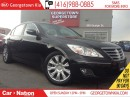 Used 2009 Hyundai Genesis NAVI | LEATHER | SUNROOF | BACK UP CAM | for sale in Georgetown, ON