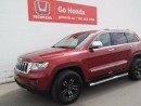 Used 2012 Jeep Grand Cherokee Limited, HEMI, LEATHER, NAVI for sale in Edmonton, AB