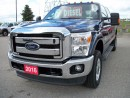 Used 2016 Ford F-250 XLT | CREW CAB | 4X4 for sale in Stratford, ON