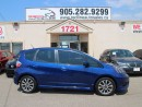 Used 2013 Honda Fit Sport, Alloys, WE APPROVE ALL CREDIT for sale in Mississauga, ON