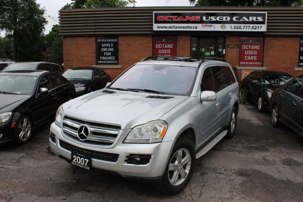 Used 2007 mercedes benz gl class 350 cdi for sale in for Mercedes benz scarborough