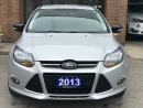 Used 2013 Ford Focus SE Hatchback with leather for sale in Mississauga, ON