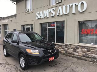 Used 2010 Hyundai Santa Fe GL for sale in Hamilton, ON