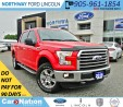 Used 2016 Ford F-150 XLT | XTR | LEATHER | NAVI | REAR CAMERA | for sale in Brantford, ON