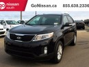 Used 2014 Kia Sorento LX V6 4dr Front-wheel Drive for sale in Edmonton, AB