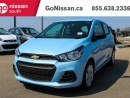 Used 2016 Chevrolet Spark VERY LOW KMS, INEXPENSIVE TO OPERATE!! for sale in Edmonton, AB