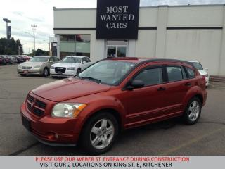 Used 2007 Dodge Caliber SXT | 17 INCH ALLOYS | CRUISE for sale in Kitchener, ON
