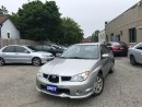 Used 2007 Subaru Impreza 2.5i for sale in Cambridge, ON