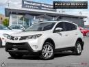 Used 2013 Toyota RAV4 LIMITED AWD |CAMERA|1OWNER|WARRANTY|50,000KM for sale in Scarborough, ON