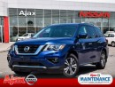 Used 2017 Nissan Pathfinder SL*Tech Package*Low kms for sale in Ajax, ON