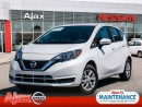 Used 2017 Nissan Versa Note 1.6 SV*Hatchback*Only 1455 kms for sale in Ajax, ON