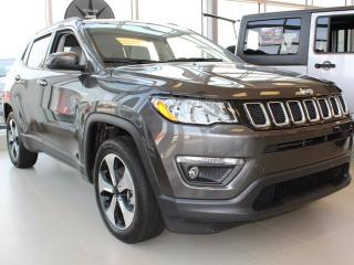 Used 2017 Jeep New Compass North for sale in Peace River, AB