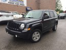 Used 2014 Jeep Patriot NORTH - 4X4 - HEATED SEASTS - BLUETOOTH for sale in Aurora, ON