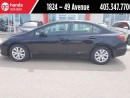 Used 2012 Honda Civic LX for sale in Red Deer, AB