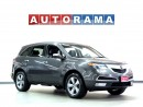 Used 2011 Acura MDX TECH PKG NAVIGATION LEATHER SUNROOF 7 PASS 4WD for sale in North York, ON