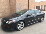 Photo of Black 2012 Volkswagen Passat CC