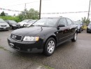 Used 2003 Audi A4 1.8T for sale in Newmarket, ON