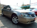 Used 2005 Nissan Altima 2.5 S | LOADED | SUPER CLEAN | CERTIFIED for sale in Kitchener, ON