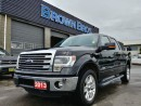 Used 2013 Ford F-150 Lariat for sale in Surrey, BC