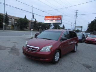 Used 2006 Honda Odyssey LX for sale in Scarborough, ON