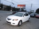 Used 2008 Mazda MAZDA3 GS for sale in Scarborough, ON