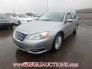 Used 2014 Chrysler 200 LX 4D SEDAN 2.4L for sale in Calgary, AB