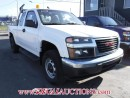 Used 2008 GMC Canyon EXT Cab 4WD for sale in Calgary, AB
