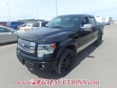 Used 2013 Ford F150 LIMITED SUPERCREW SWB 4WD 6.2L for sale in Calgary, AB