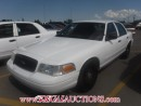 Used 2011 Ford CROWN VICTORIA  SEDAN 4-DR for sale in Calgary, AB