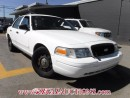 Used 2011 Ford CROWN VICTORIA  4D SEDAN for sale in Calgary, AB