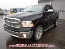 Used 2014 RAM 1500 LARAMIE QUAD CAB SWB 4WD for sale in Calgary, AB